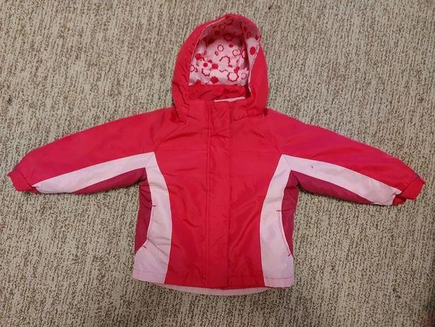 Курточка на девочку/возраст 2/3 годика