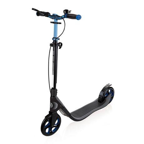 Городской скутер самокат Globber ONE NL 205 Deluxe до 100 кг