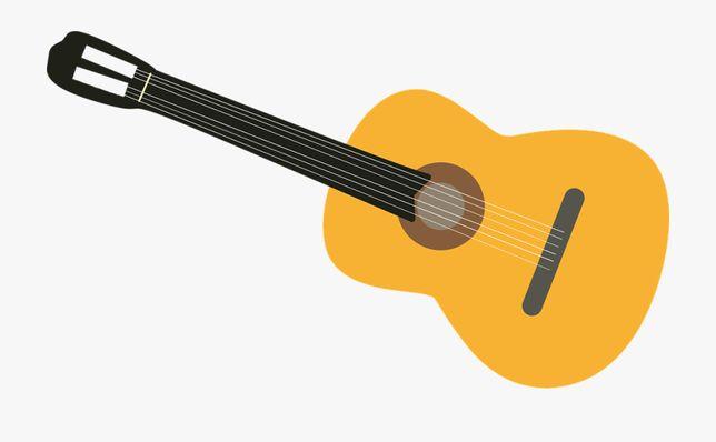 Nauczę Cię gry na gitarze(klasycznej, elektrycznej, basowej) +keyboard