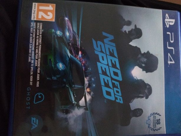 Need for speed PlayStation4