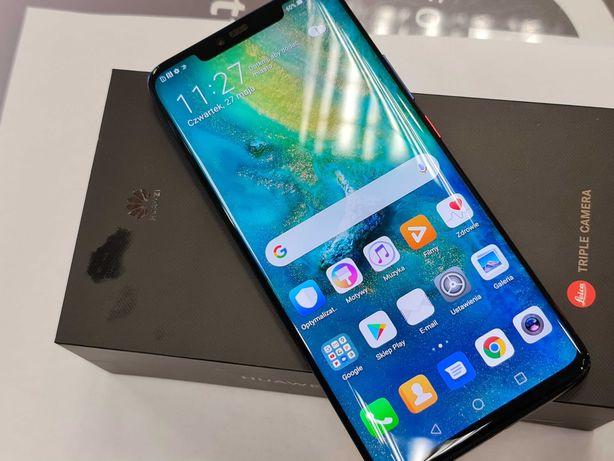 Huawei Mate 20 Pro Dual SIM/ Twilight / Zbita tylna klapka/ reszta OK