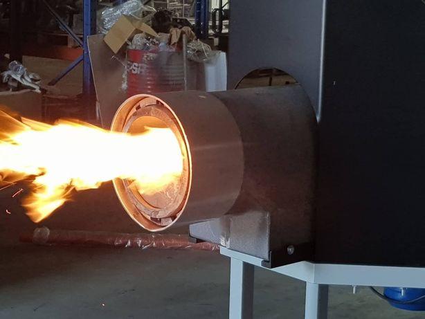 Queimadores a pellet biomassa para Fornos e Industria