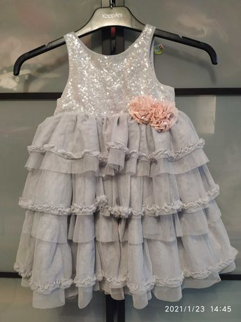 Śliczna sukienka tiulowa H&M - rozmiar 92