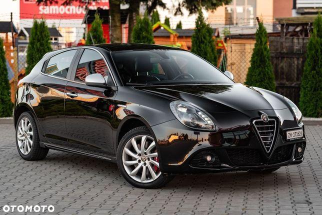 Alfa Romeo Giulietta 1.4T 170KM DNA Led Klima Skóra Grzane Fotele Tempomat Opłacony