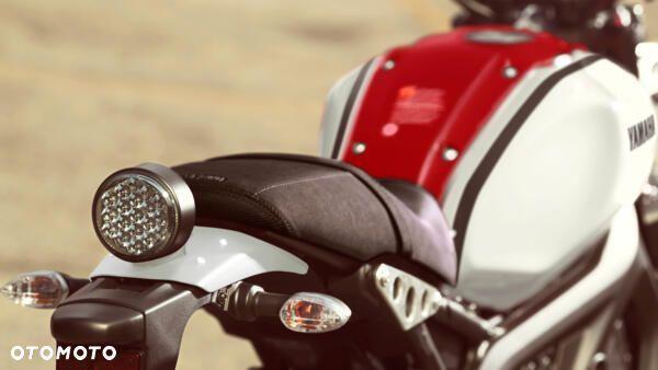 Yamaha XSR 900 od ręki wyprzedaż rocznika 2020