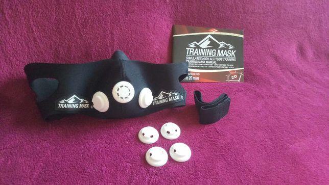Дыхательная Маска для Бега Elevation Training Mask НА ВЕС ОТ 85кг
