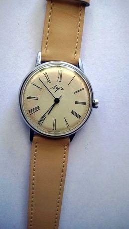 Łucz rzymski zegarek mechaniczny 23 kamieniowy