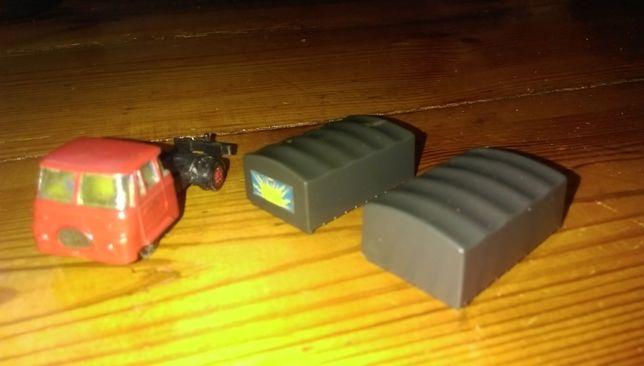 """Model samochodu Robur """" Seria Miniatur """" RUCH"""
