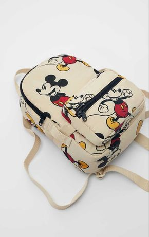 Крутой рюкзак Микки Маус. Zara.