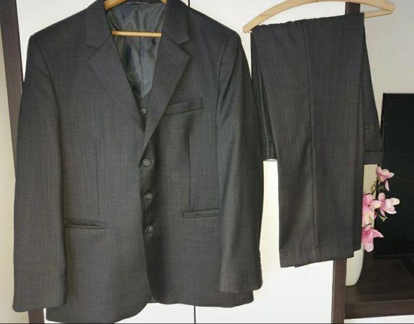 Garnitur IMPIS moda i elegancja 3 częściowy marynarka