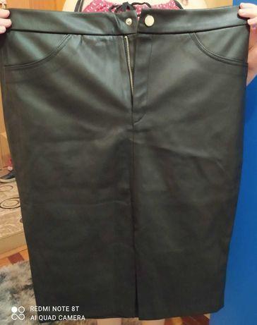 Продам юбку ЭКО кожа  L (30р) 200 грн