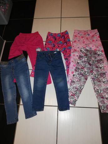 Paka dla dziewczynki 110-116
