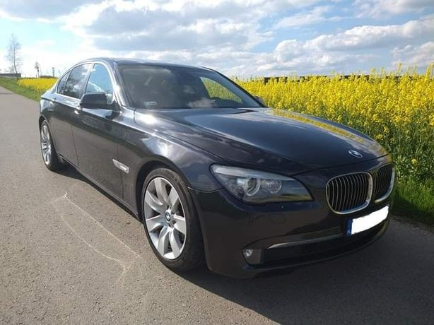 BMW F01 740D 306km 2011r