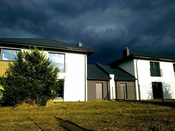 Bukowiec- domy z ogrodami. Bez prowizji
