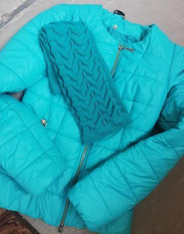 Куртка легкая  осенняя