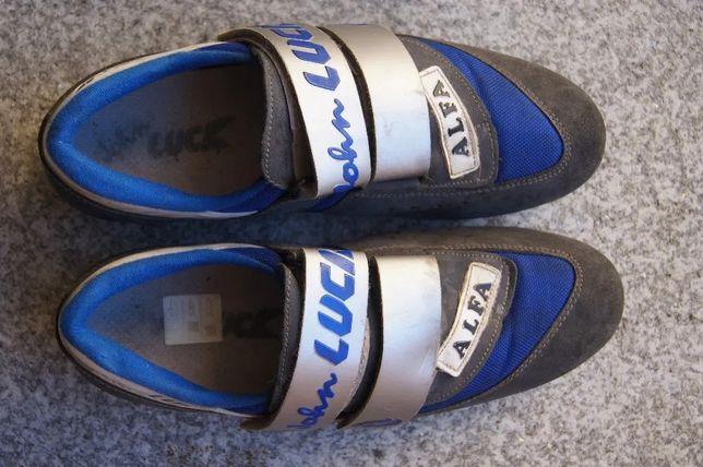 Sapatilhas de bicicleta BTT - tamanho 42/43