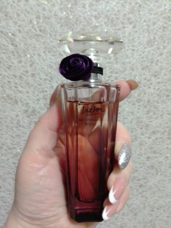 Juicy couture, Lancome tresor midnight rose