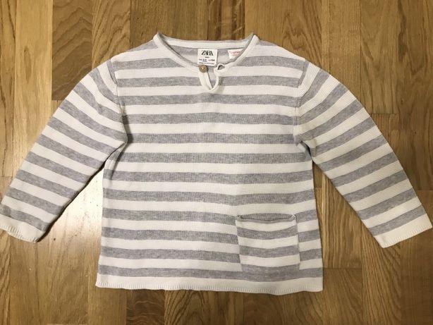 Кофта свитер Zara 3-4 года (104)
