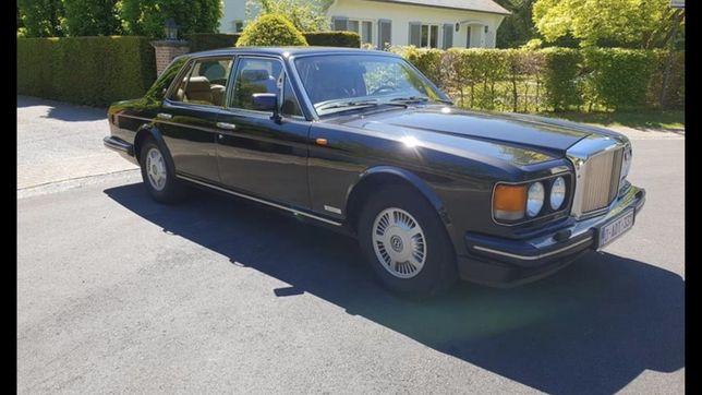 Bentley mulsane 1991