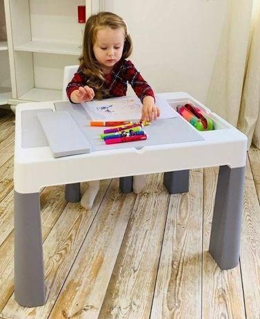 Стол и стульчик Тега Беби Мультифан (Tega Baby Multifun) для детей