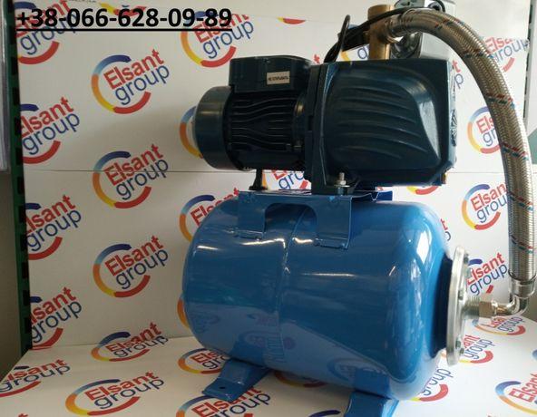 Насос станция автоматическая 1,3 кВт для системы водопровода полива