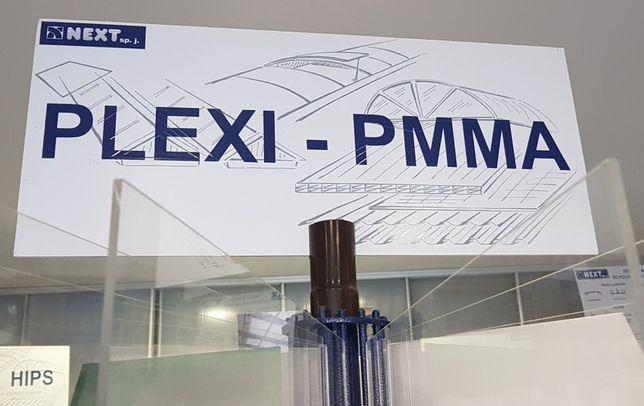 Metaplex pmma pleksa plexi plexa akryl szyba bhp osłony