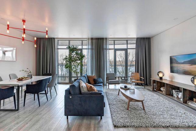 Без %Предлагается в аренду 2к квартира в Riviera Riverside