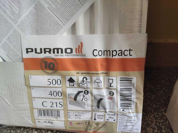 Grzejnik Purmo Compact C21s 500x400
