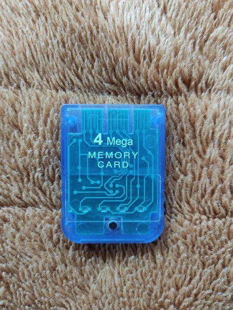 Memory Card de 4 Mega - PS1