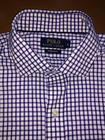 Рубашка ralph lauren, hilfiger размер L