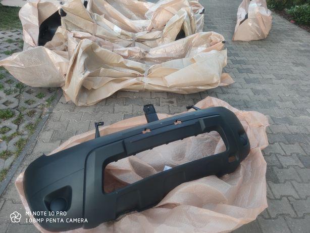 Nowy oryginalny zderzak Dacia Duster 10-18 przód