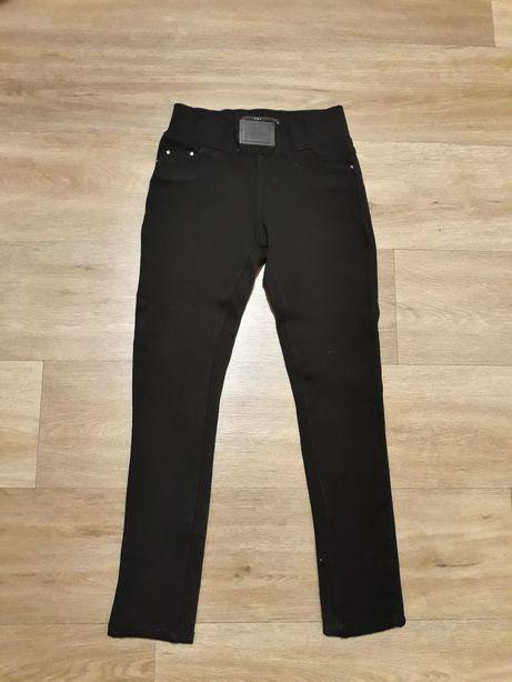 Утеплённые штаны, брюки на флисе 122р на 7-8 лет