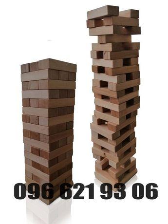 Еко-Гра вежа (3 гри в 1! )