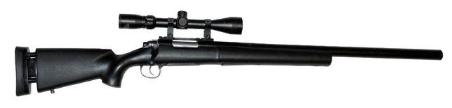 Replika ASG - stalowy karabin snajperski - M24 Classic Army