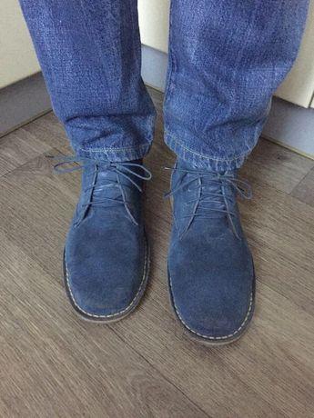 Red Tape чоловічі туфлі, черевики/ Мужские замшевые туфли, ботинки
