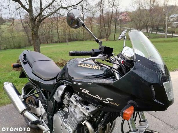 Suzuki GSF - Bandit SUZUKI GSF600 GSF600 BANDIT 600 GSXF600 fazer 600