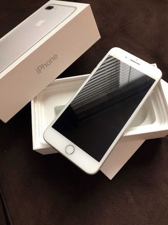 Продам iPhone 7 Plus 128 Gb Neverlock цвет Белый.