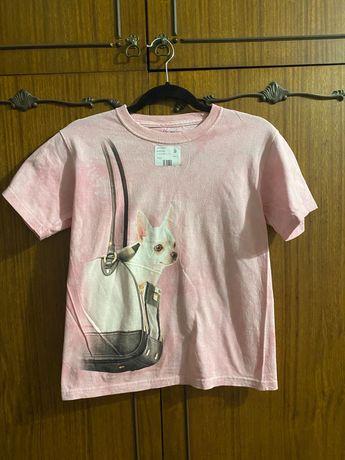 The Mountain футболка Сумка с чихуахуа размер Л