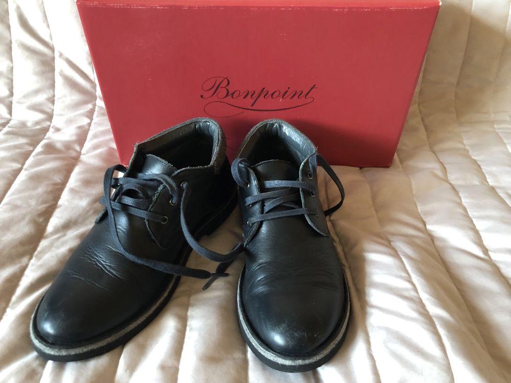 Ботинки Bonpoint на мальчика - оригинал