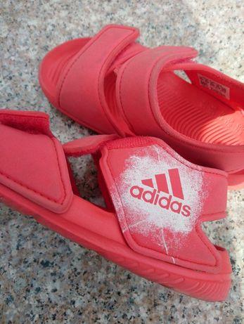 Sandały dziewczęce ADIDAS
