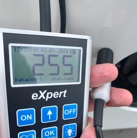 Miernik grubości lakieru E-12-S-AL eXpert 20/48W