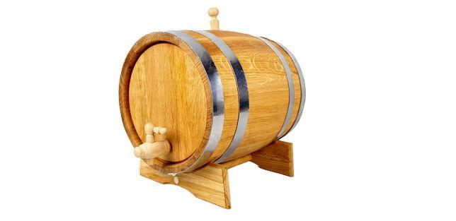 Beczka dębowa 15 L Antałek Kranik drewniany WYSYŁKA 24 H