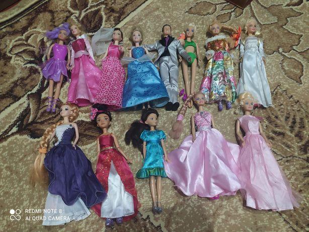 Куклы для принцессы недорого
