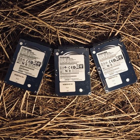 HDD 500GB для ноутбука жесткие диски Toshiba WD Seagate Hitachi