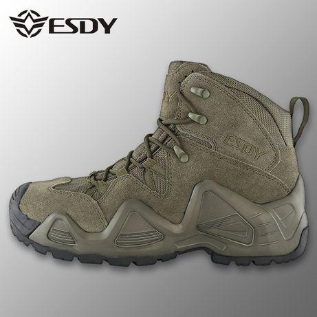 """Тактические ботинки демисезонные """"Esdy - Alligator"""" военные НГУ"""