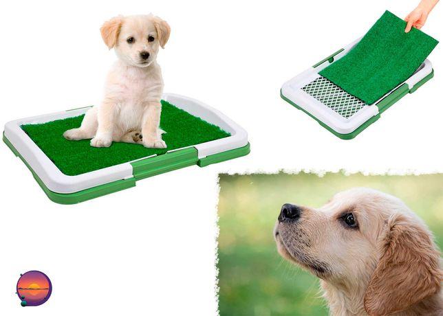 Туалет для собак и кошек Puppy Potty Pad лоток для животных