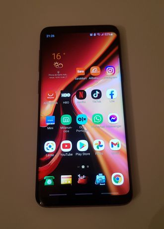 Samsung  s9 4g ram 64g rom