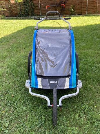 Przyczepka rowerowa wózek Thule chariot cx2