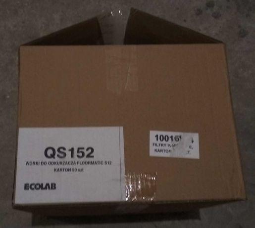 Oryginalne worki papierowe do odkurzacza Ecolab Floormatic S12+