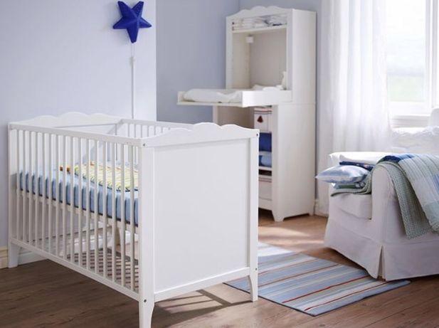 Кроватка манеж Ikea